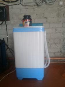 Ванна моечная передвижная на 20 литров для ТНВД